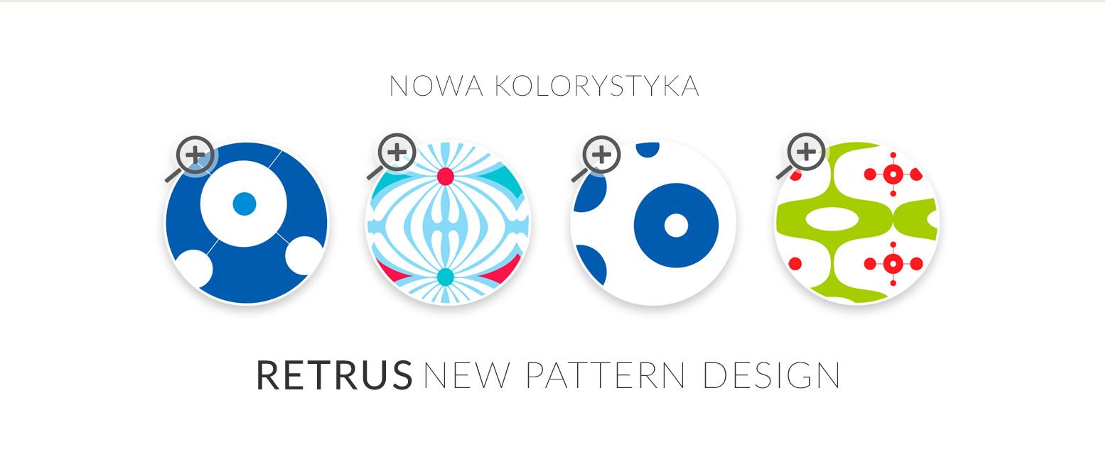 Retrus pattern