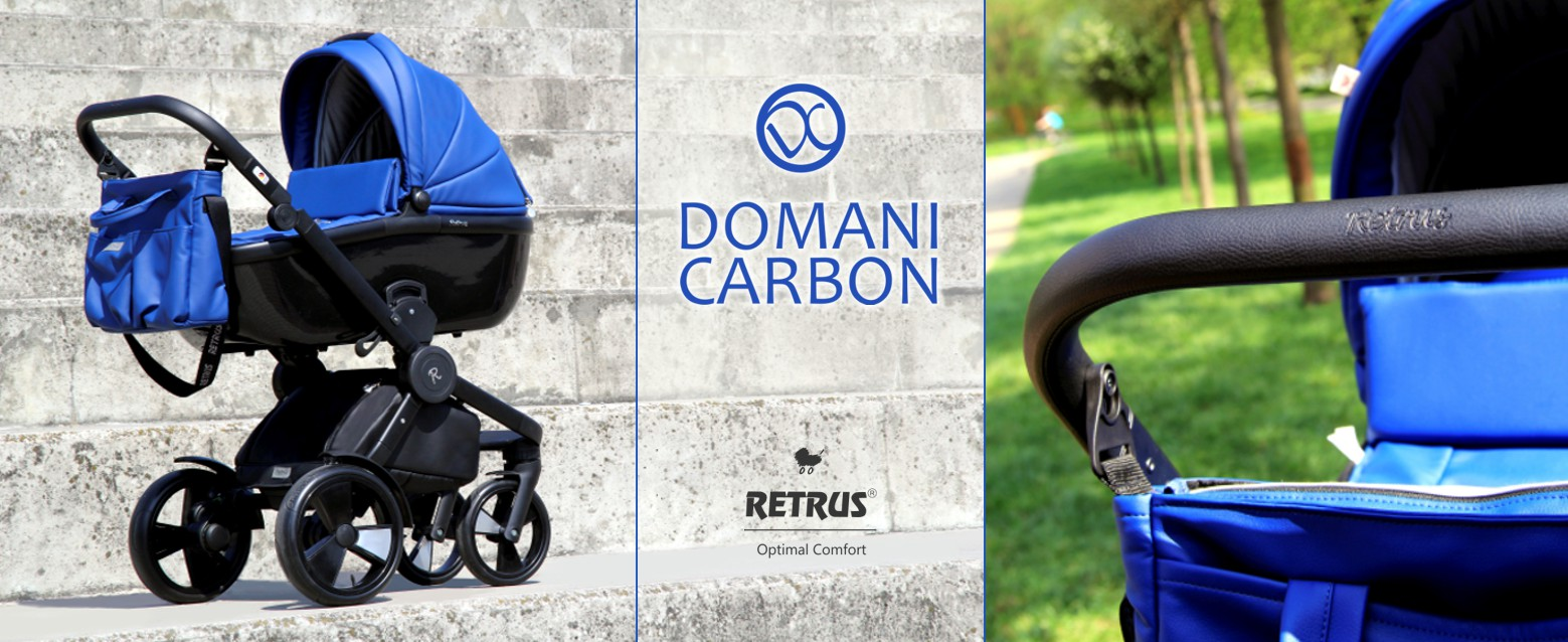 Domani Carbon Baner