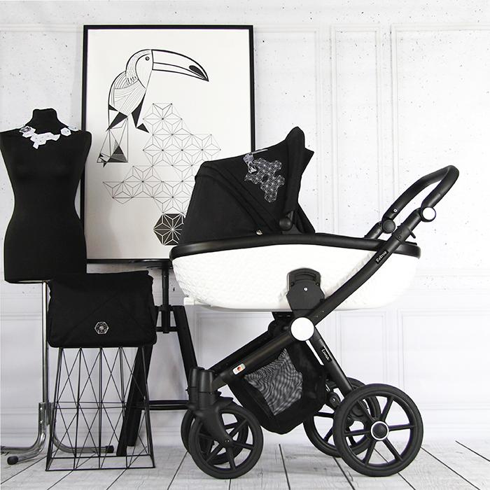 Nowoczesny i funkcjonalny wózek dla Twojego dziecka
