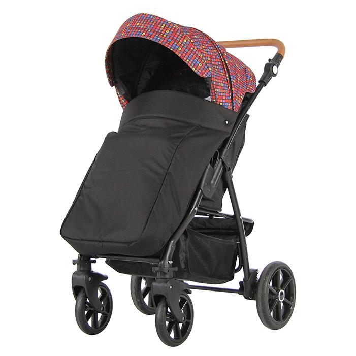 Funkcjonalny wózek spacerowy